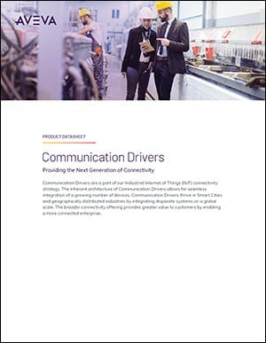 AVEVA Communication Drivers Brochure