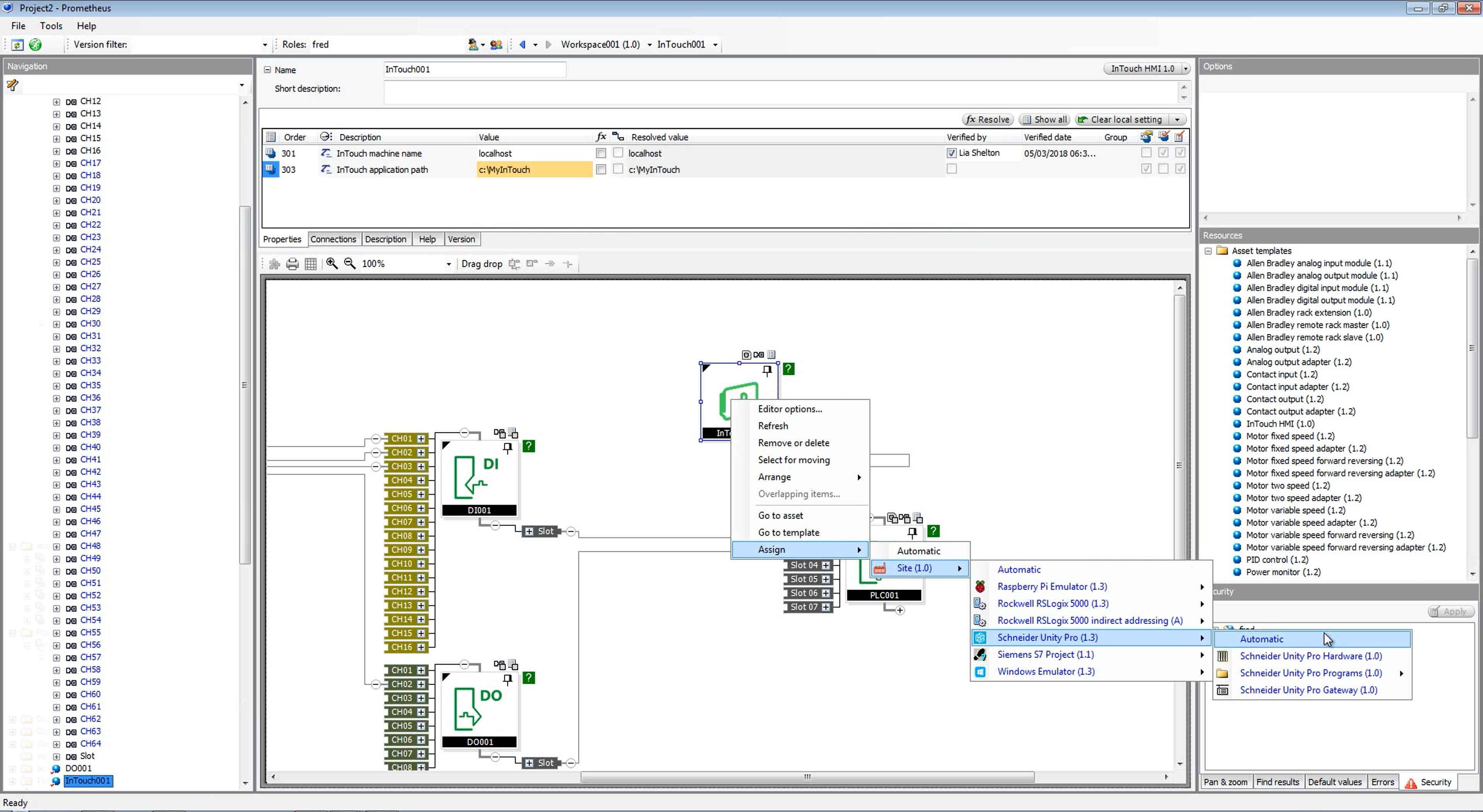 Control Configuration Manager - Industrial Software Solutions