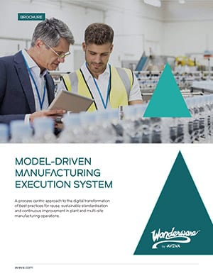 Manufacturing Execution System Brochure