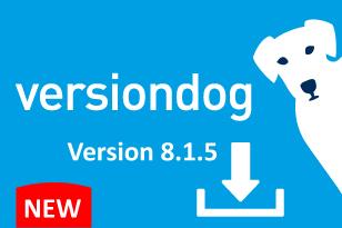 versiondog 8.1.5